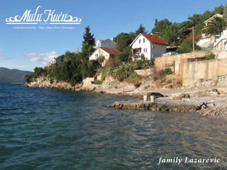 Mala kuća u zalivu
