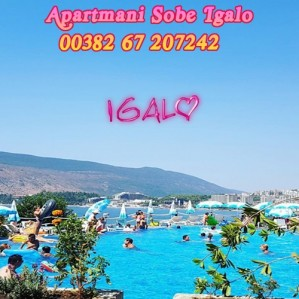 Apartmani Crna Gora – Igalo