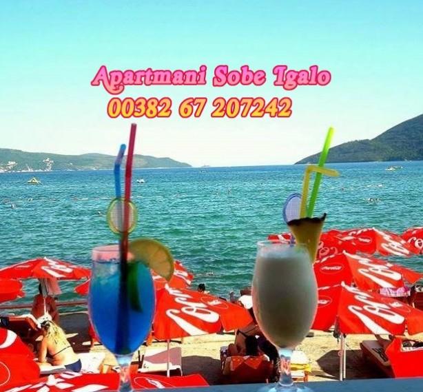 Apartmani  i sobe Igalo Letovanje – Crna Gora