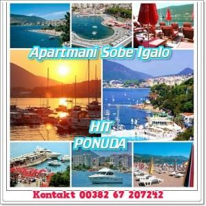 Wohnungen Igalo Montenegro
